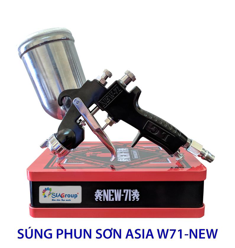 SÚNG PHUN SƠN ASIA W71-NEW